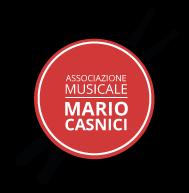 Associazione Musicale Mario Casnici Logo