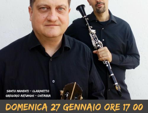 27/01/2019. Duo Mart in Concerto