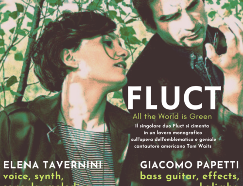 Fluct All the World is Green